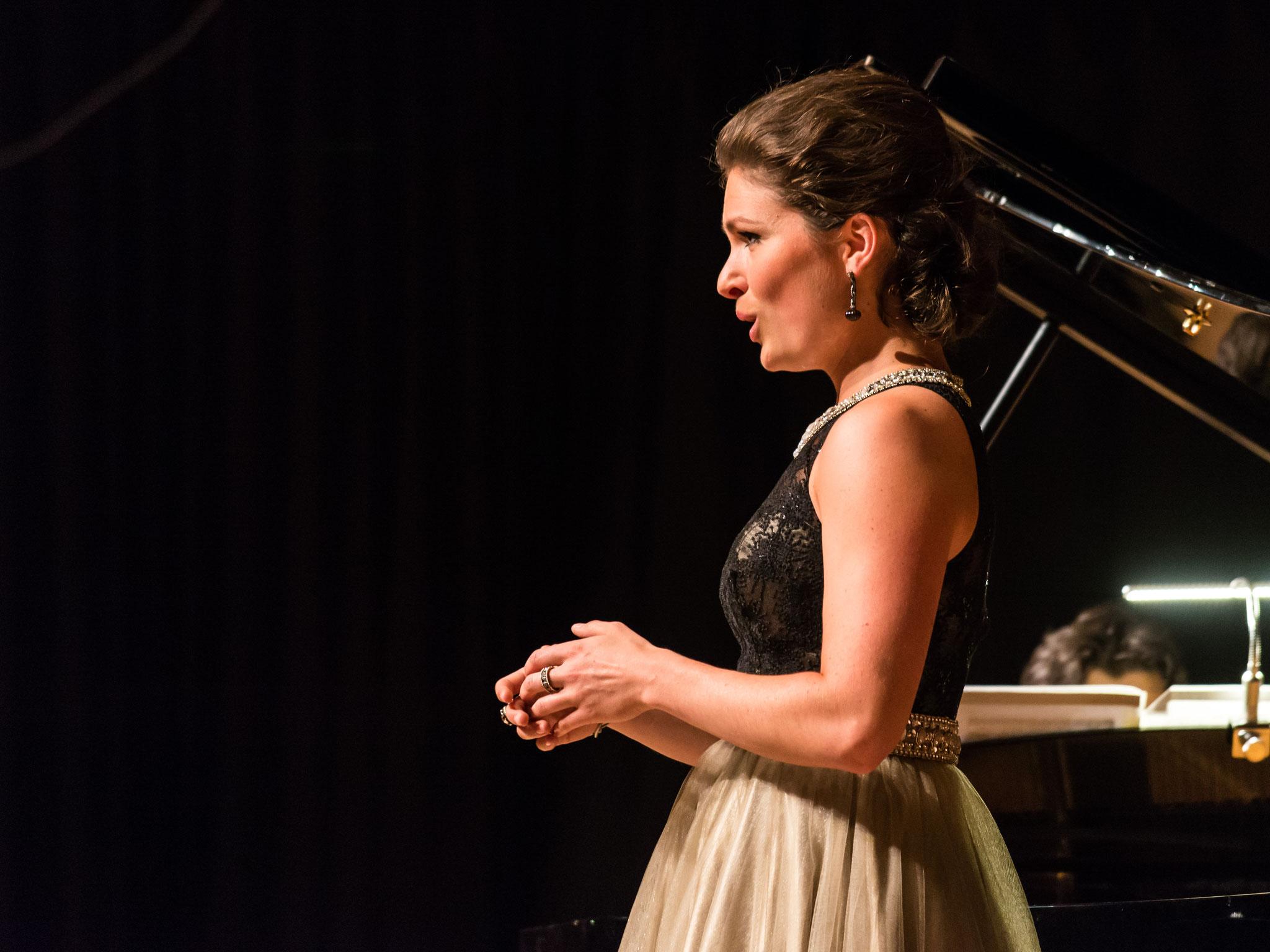Final Master Exam, Royal Conservatory @ The Hague, Charlotte Houberg - Soprano